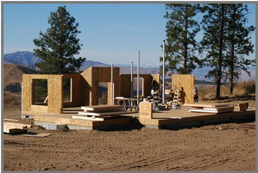 Structural insulated panel sip for Sip panel manufacturers california